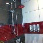 Detachable/adjustable shower head