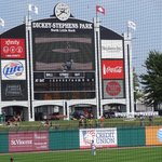 Arkansas Travelers, Dickey Stephens park