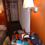Chambre/Bedroom #304 - Hotel Christina