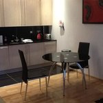 Foto di Glasgow Loft Apartments