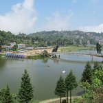 View Point view of Mirik and Lake