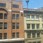 View From 6th Floor Window - Facing Clarence St