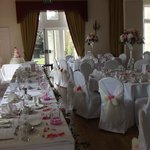 Wedding Ceremony & Wedding Reception at Cave Castle, East Yorkshire