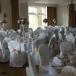 Two great Function Rooms for Weddings at Cave Castle Hotel, East Yorkshire
