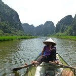 tam coc inland holong bay