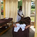 Great and relaxing massage