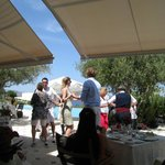 Easter Sunday - Greek dancing