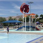Palm Desert Aquatic Center - Palm Desert, CA