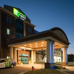 Holiday Inn Express Hotel & Suites Kansas City Airport Foto