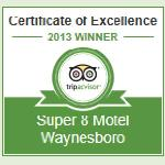 Φωτογραφία: Super 8 Motel Waynesboro