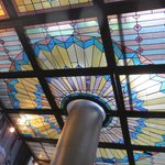 Gorgeous stained glass - learn why this is here!