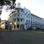 Queen´s Hotel in Kandy