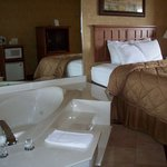 Queen Suite w/Jacuzzi