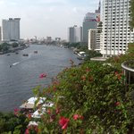 view of chao phraya river from krungthep 956