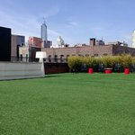 BOWERY HOUSE ROOF DECK...yeaaaaaa
