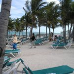 Berry Islands, Coco Cay Beach