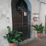 Cancello interno entrata privata BB