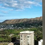 View of Diamondhead from the Balcony