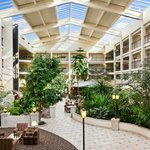 Colorado Springs Hotel Atrium - Embassy Suites Colorado Springs