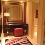 Tower suite vanity