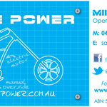 Peddle Power PTY