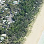 holidaypark featuring heavily vegetated beachfront primary dunes