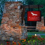 Entrance to RedTail Mountain Properties