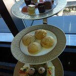 Tea Lounge - 23rd floor - Afternoon tea (reserve early!)