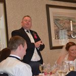 The Lancaster Room - wedding breakfast