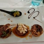 Lovely lamb dish cooked two ways