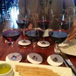 Italian Redwine flights