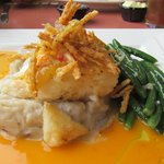 Baked halibut - VERY GOOD!!!!