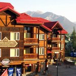 Cornerstone Lodge at Fernie Alpine Resort - Summer Sunrise