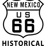 Our hotel is located on historic route 66