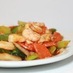 #40. Seafood Stir-Fried