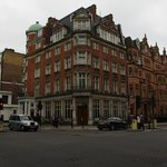Cadogan Hotel from Sloane Street