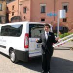 Wonderful staff & good mini bus service