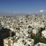 Tel Aviv below you