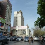 A mall opposite the hotel, Jinjiang Hotel Zhongwei