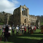 Rievaulx medieval warriors