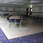 function room prior to set up