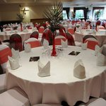 BEST WESTERN Weston Hall Hotel Wedding Events OP