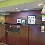 Welcome to the Hampton Inn Jackson/Pearl Intl Airport
