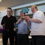 All Ireland Chowder Cook off Winners 2013