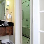 Presidential Suite Master Bath