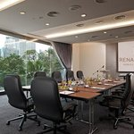 Grand Harpers Conference Room – Boardroom Setup