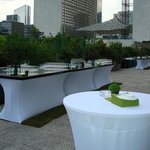 Outdoor Terrace Bar