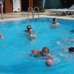 Daily Game of Water Polo