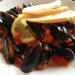 One pound Mussels