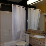 Bathroom in King Guestroom